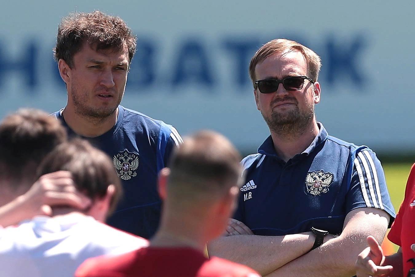В сборной России будет новый медицинский штаб и менеджер команды. И это нормальный процесс