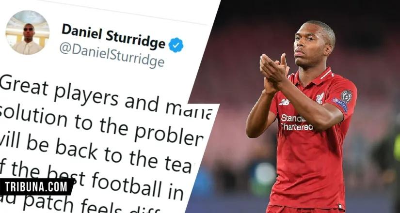 «Международный перерыв перезапустит двигатель»: Дэниел Старридж выразил поддержку «Ливерпулю»