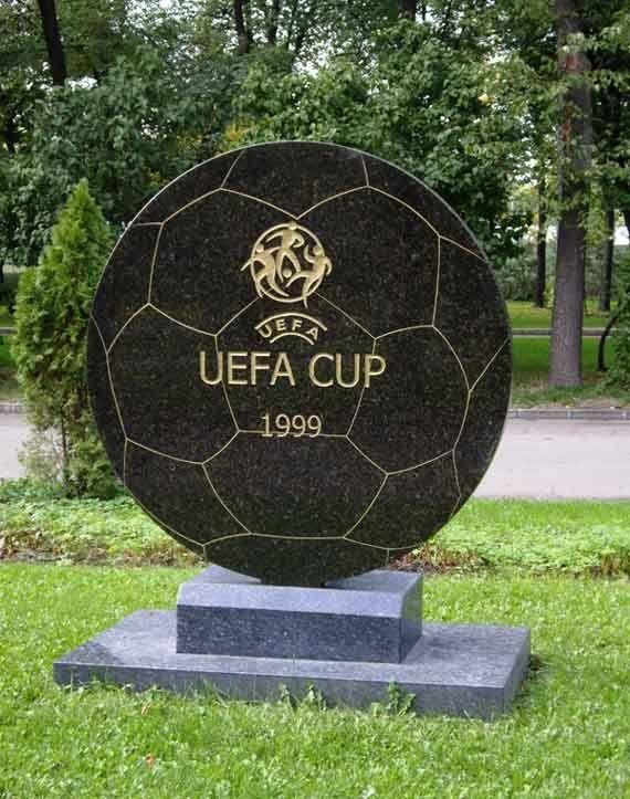 Первый финал еврокубка в Восточной Европе