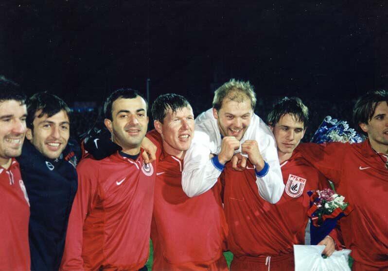 17 лет назад «Рубин» дебютировал в еврокубках. Сенсационно выиграл в Вене, а потом провалился в Казани