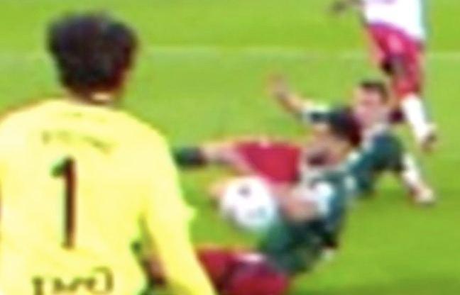 Почему в матче «Локо» и «Спартака» не было игры рукой в штрафной площади