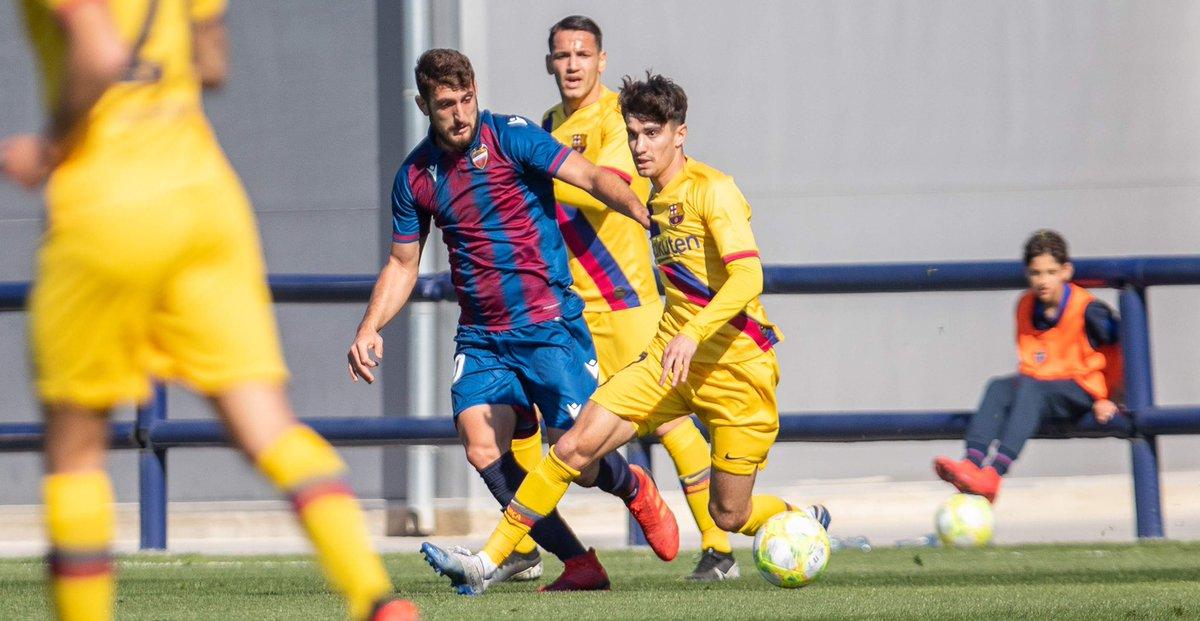 Барселона, Барселона U-19, Барселона Б