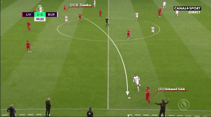 Сопоставление выступлений Костаса Цимикаса в начале сезона против Энди Робертсона