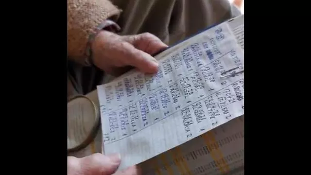 100-летний дедушка фиксирует все голы Месси в блокноте – Лео узнал и записал видео с благодарностями