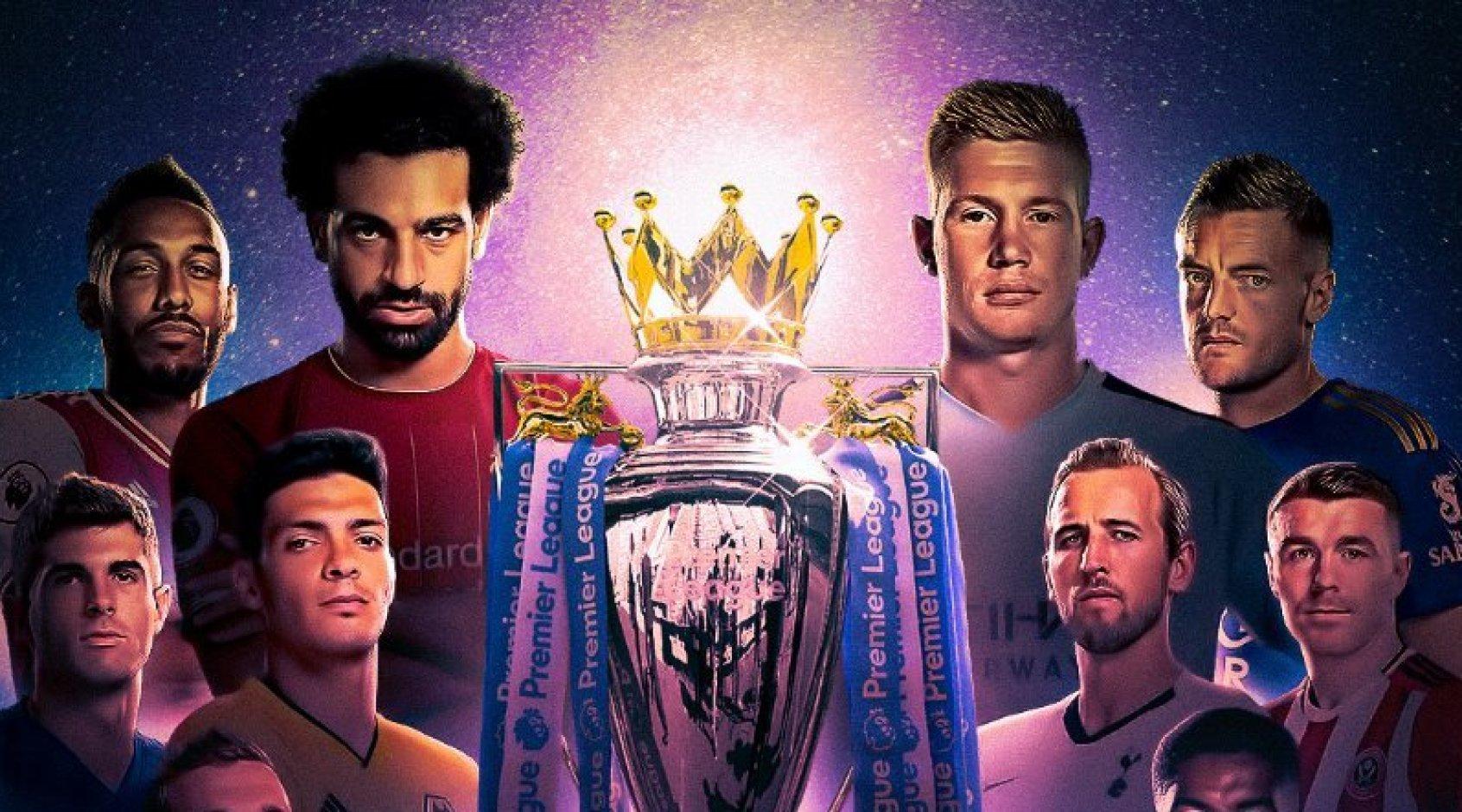 премьер-лига Англия, Конкурс