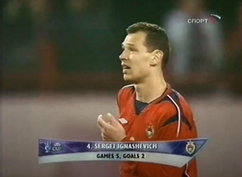 16 лет назад ЦСКА разнес «Осер» – 4:0. Вагнер Лав праздновал гол в милицейской фуражке, а Одиа справил нужду по-собачьи