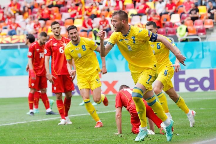 Украина на ЕВРО. Итоги