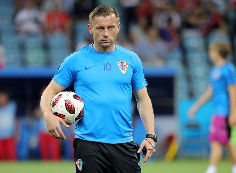 Как Ивица Олич играл за ЦСКА?