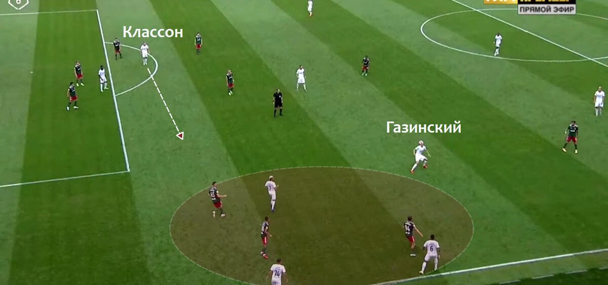 «Локомотив» грамотно использовал свободу в переходных фазах, но мог упустить победу из-за пассивности во втором тайме