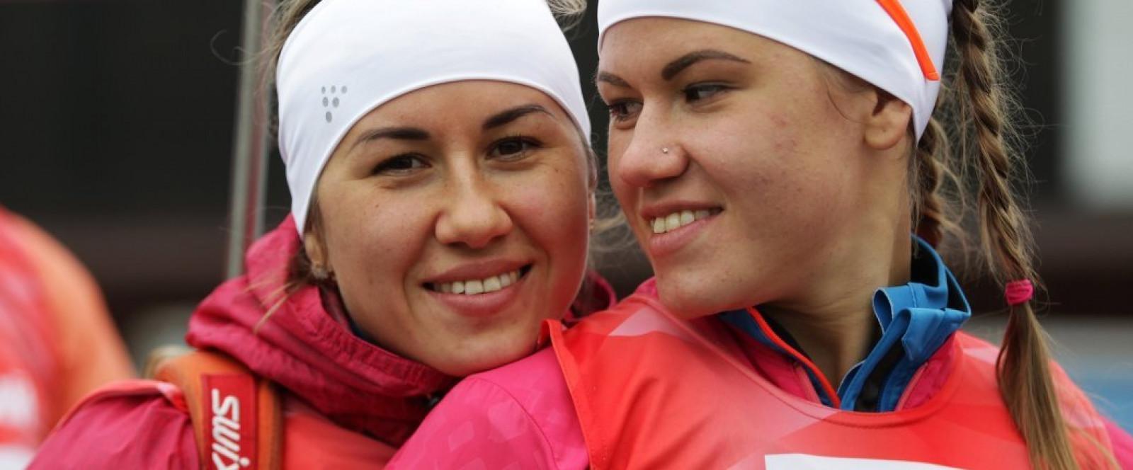 Сёстры Резцовы пропали из основной сборной