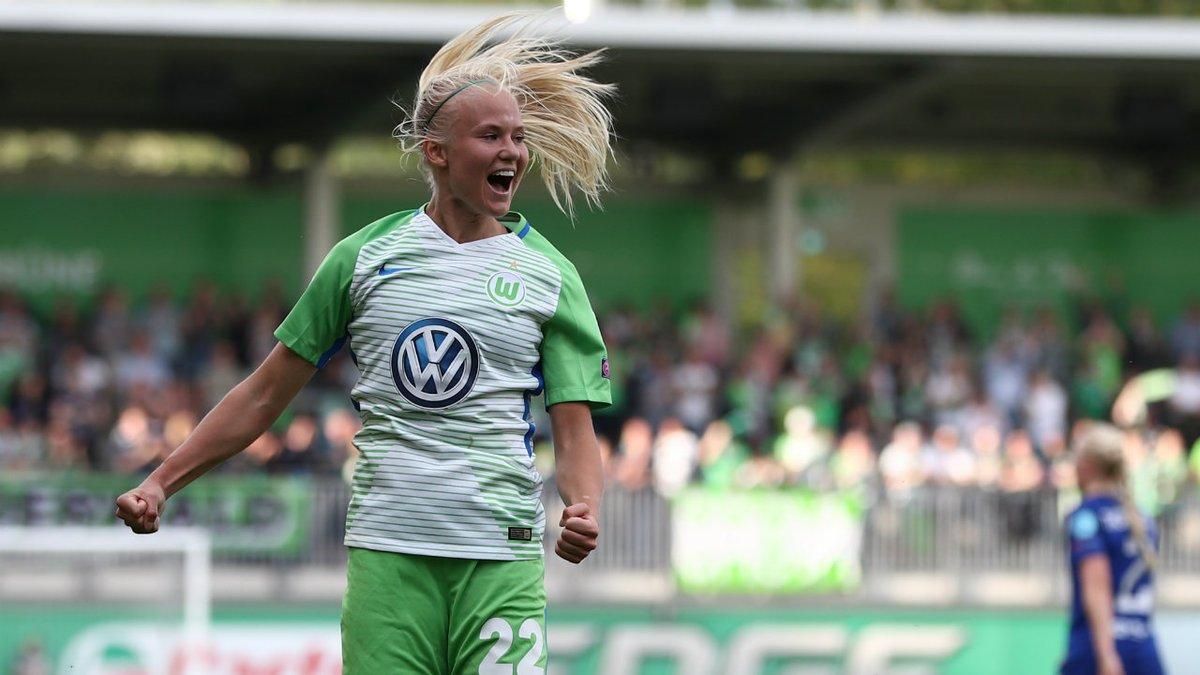 бундеслига Германия, женский футбол, Лига чемпионов жен, Вольфсбург, сборная Дании жен