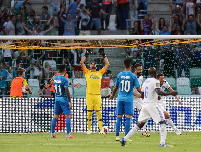 В чём главное отличие «Зенита» Семака от команды Манчини или Луческу? Ошибка всех тренеров топ-клубов РПЛ