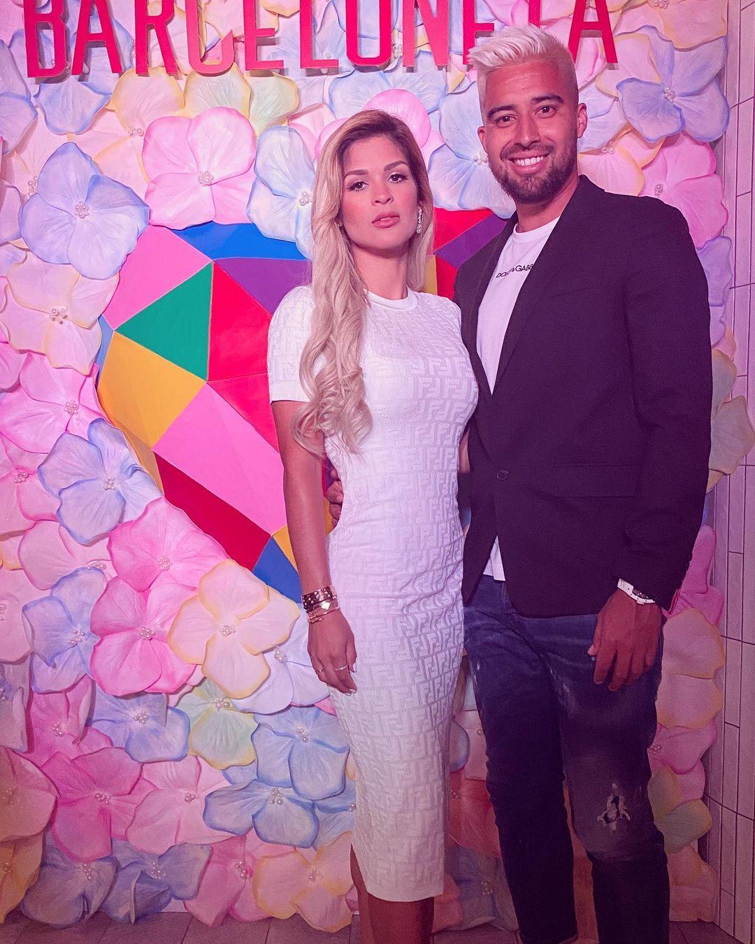 Кристиан Нобоа развелся с русской женой и встречается с девушкой из Эквадора. Знакомьтесь, Кевиам Касо!