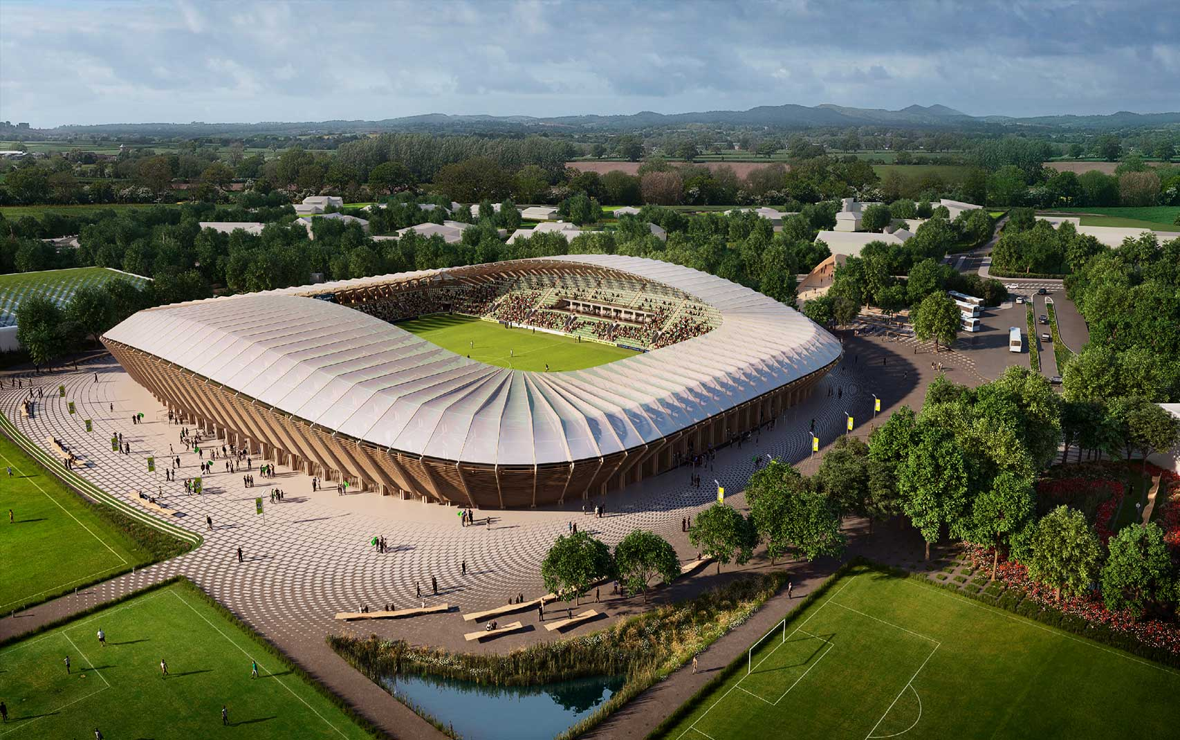 Углекислый газ может затопить стадионы Англии уже в 2050-м. Как мир подходит к новой глобальной проблеме