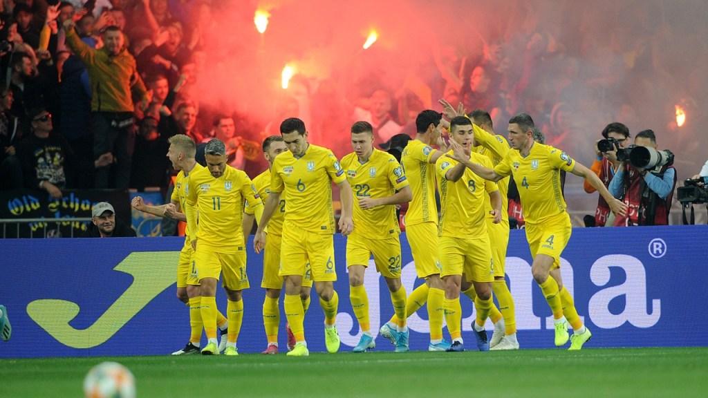 Олег Саленко, квалификация Евро-2020, Евро-2020, Сборная Португалии по футболу, Сборная Украины по футболу