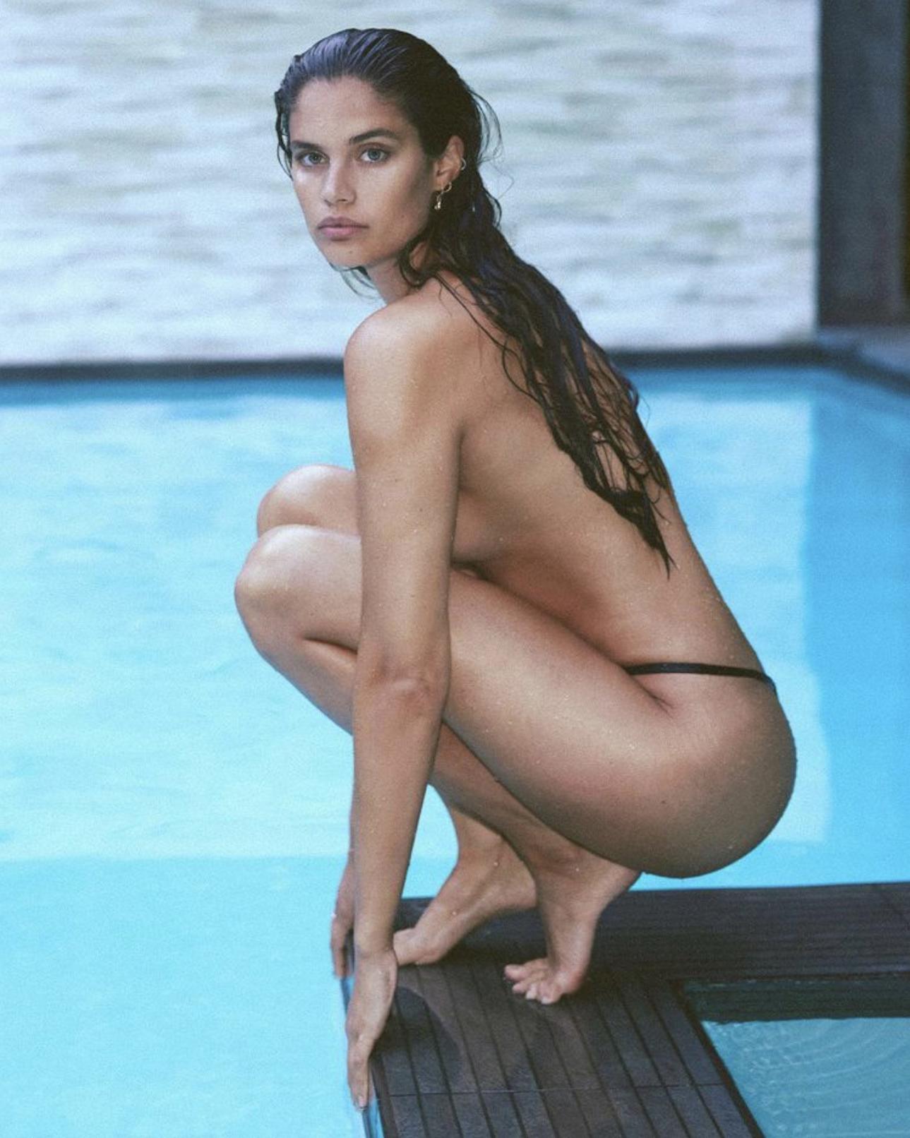 Поклонница дня. Сара Сампайо — известная португальская модель и преданная болельщица «Порту»