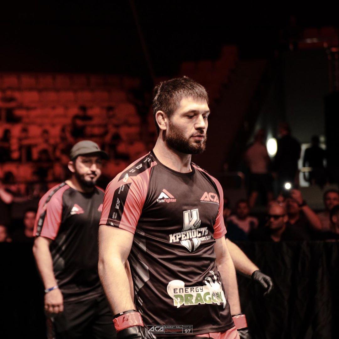 ACA, смешанные единоборства, MMA
