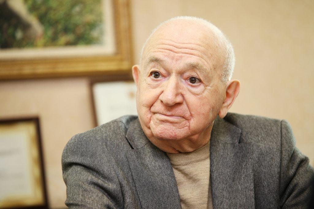 Все награды Никиты Симоняна переданы в музей «Спартака»
