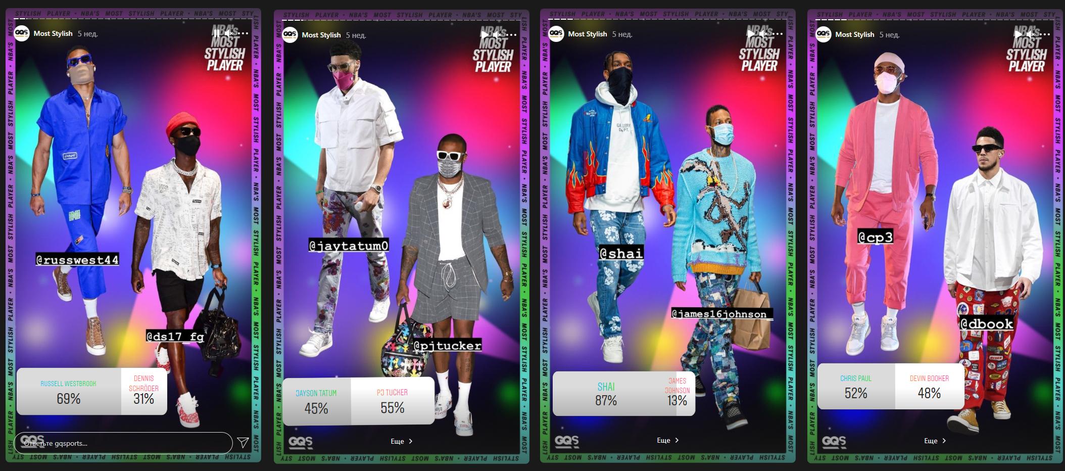Крис Пол – самый модный в НБА. Его стилист создает не менее 30 образов каждый месяц
