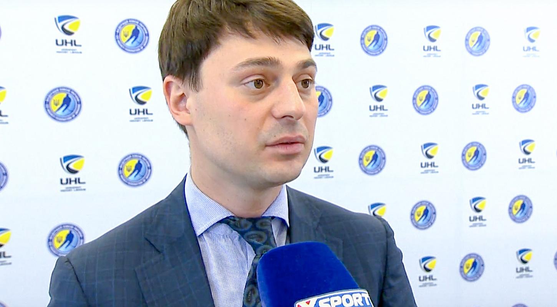 Голова федерації хокею завів блог на Tribuna.com. І вже написав перший пост