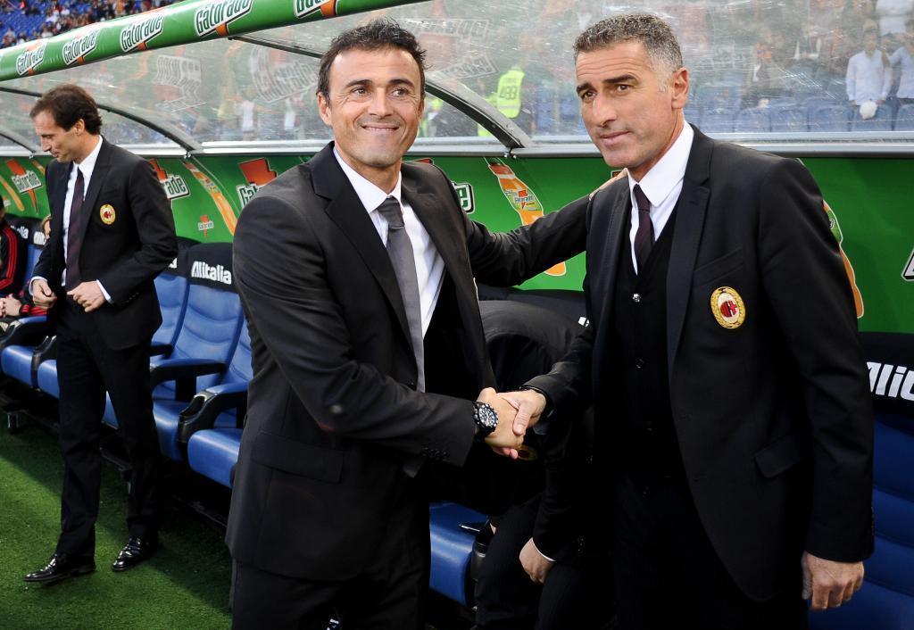 У Луиса Энрике свои счеты с Италией: ему разбили лицо на последних минутах матча ЧМ-94. Судья не поставил пенальти – и Испания вылетела