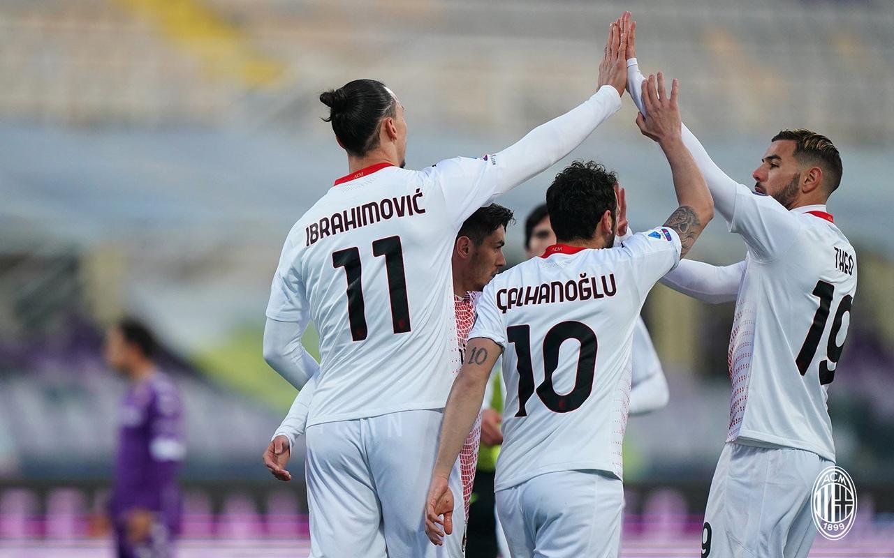 «Милан» – фаворит гонки за четверку: легчайший календарь, возможность для отрыва, отличная форма лидеров