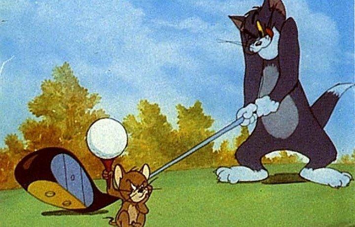 Кот из «Том и Джерри» собрал в себе образы топовых футболистов 9