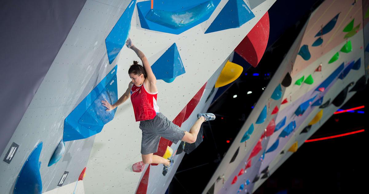 Олимпиада-2020, Олимпийская сборная России, Юлия Каплина, скалолазание