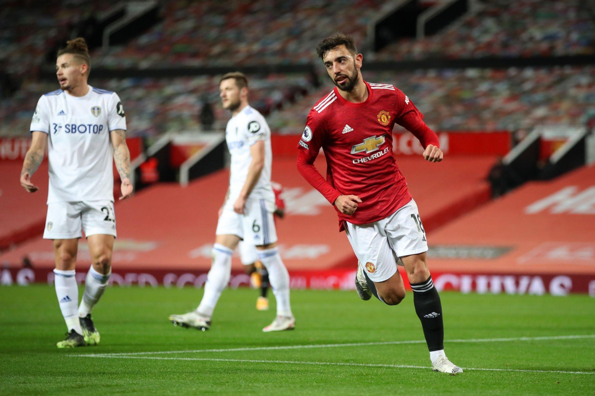«МЮ» забил 6+ голов в АПЛ впервые после победы над «Арсеналом» 8:2 в 2011 году