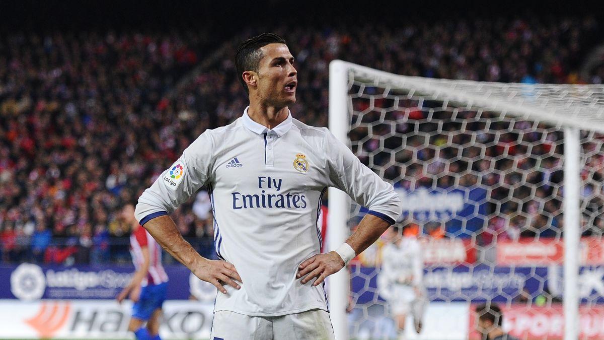 Лига чемпионов УЕФА, Криштиану Роналду, Реал Мадрид