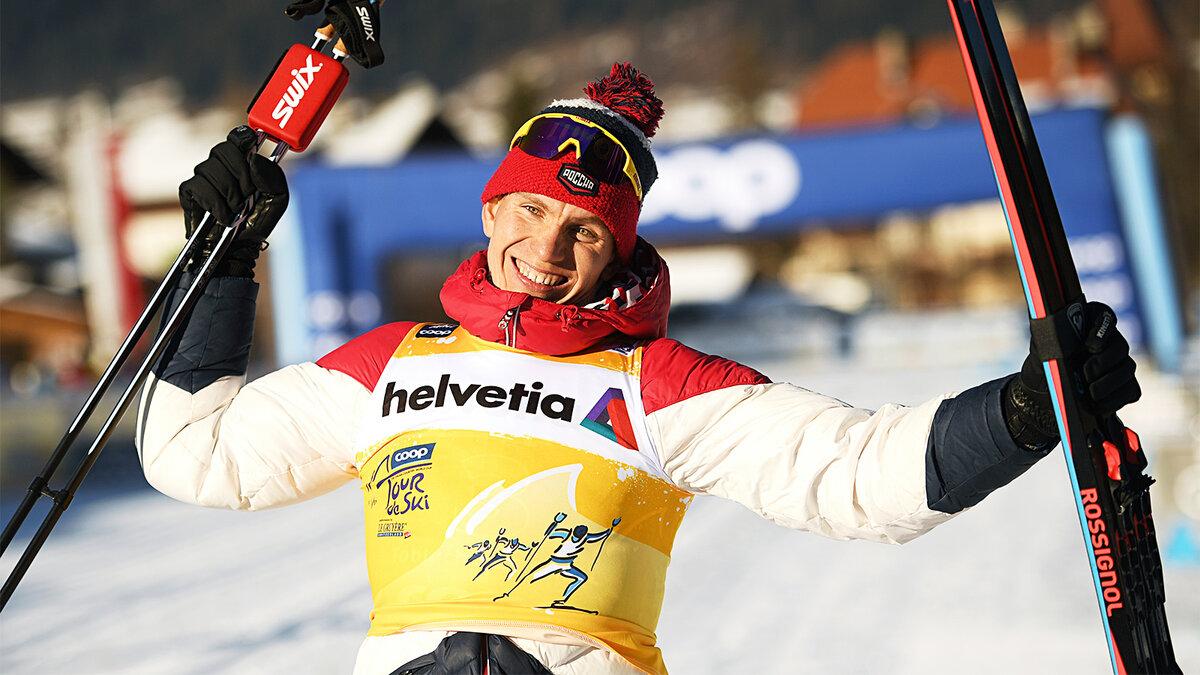 лыжные гонки, Александр Большунов, сборная России (лыжные гонки)