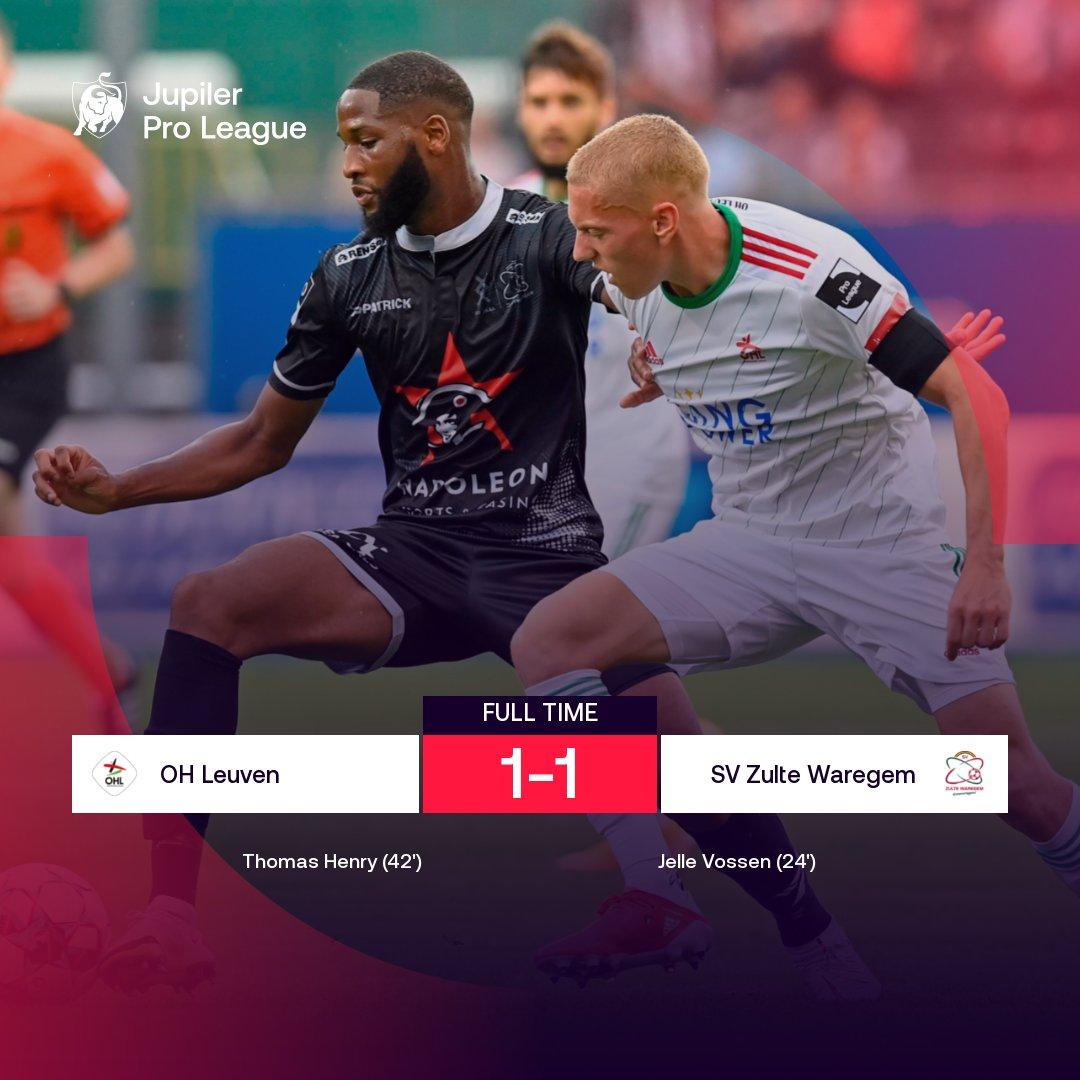 «Брюгге» отыгрался на 90+13', «Андерлехт» проиграл дерби новичку, «Стандард» на исходе игры упустил победу над «Генком»