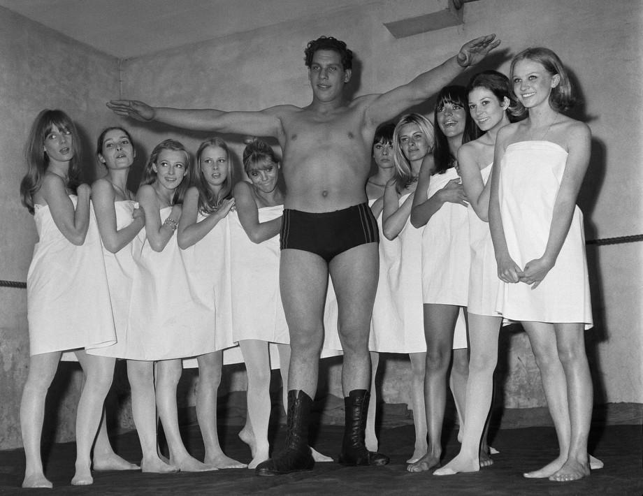 Он был одним из лучших на ринге, но страдал в повседневной жизни. Грустная история величайшего рестлера Андре Русимова