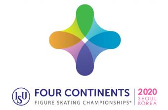 Чемпионат четырех континентов 2020. День 1