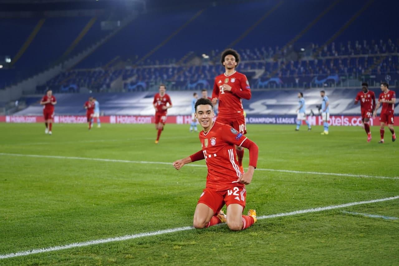 От орлов франкфуртских к орлам римским: обзор матча «Лацио» – «Бавария» в 1/8 финала Лиги чемпионов