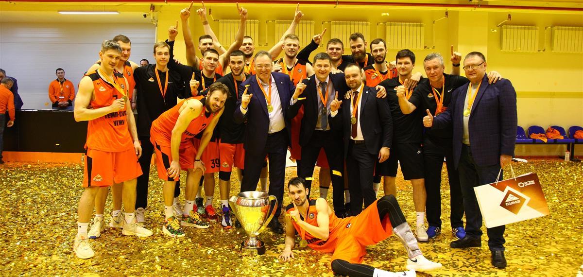 Гуляй, Ревда! Команда с непроизносимым названием выиграла Кубок России