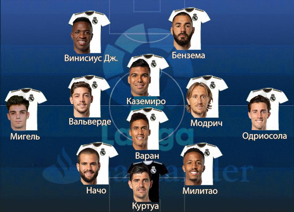 «Реал» в последней сече сезона. Удастся ли выхватить Ла Лигу у Симеоне? Превью