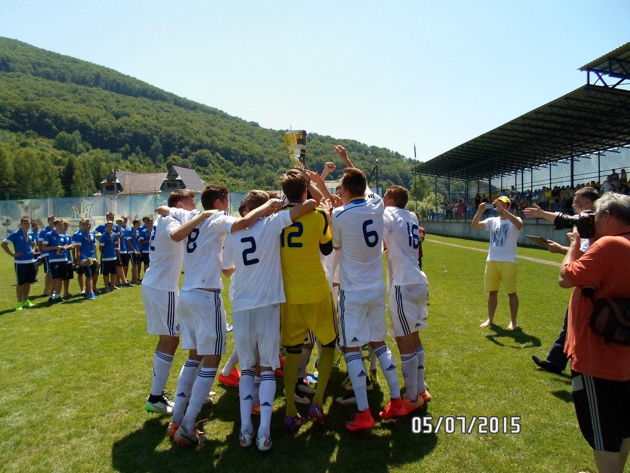 Элит Лига украинского детско-юношеского футбола