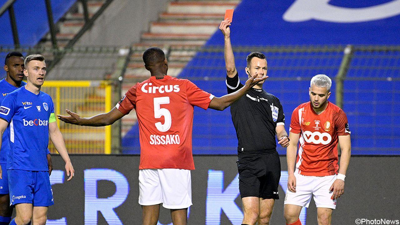 «Генк» завоевал свой пятый Кубок Бельгии, обыграв «Стандард». Автор победного гола пришел к журналистам с сигарой