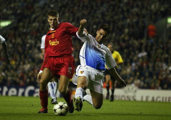 Болельщики «Ливерпуля» вспоминают сезон-2002/2003