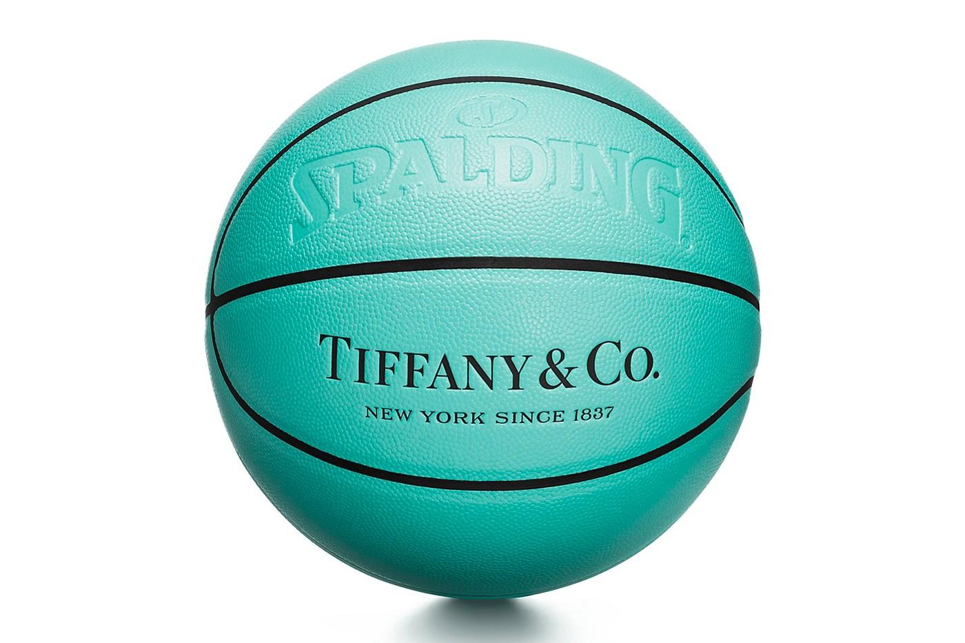 Tiffany выпустили коллекцию спортивного снаряжения перед ОИ в Токио