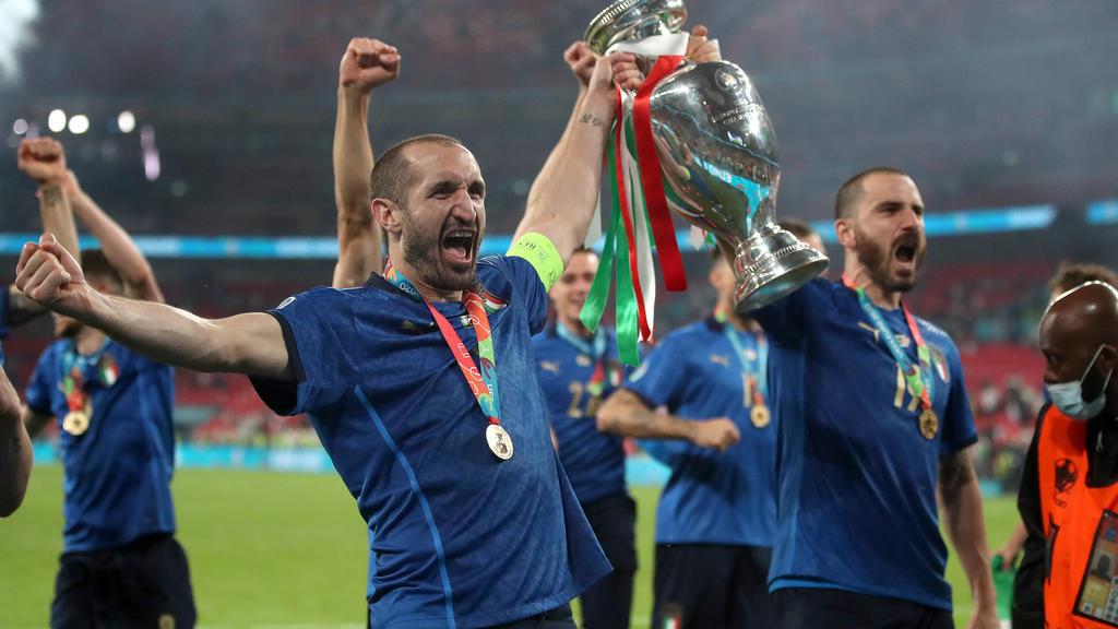 Римский ренессанс. Символическая сборная Евро-2020