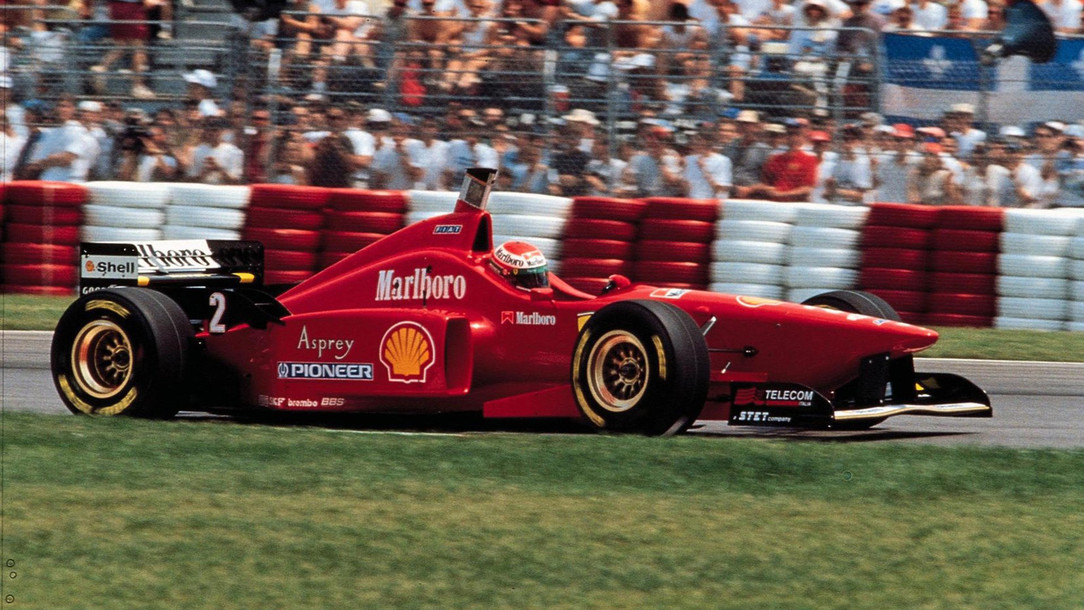 Формула-1, ретро, Феррари, объясняем, Бенеттон, почитать, Михаэль Шумахер, Уильямс, Эдди Ирвайн