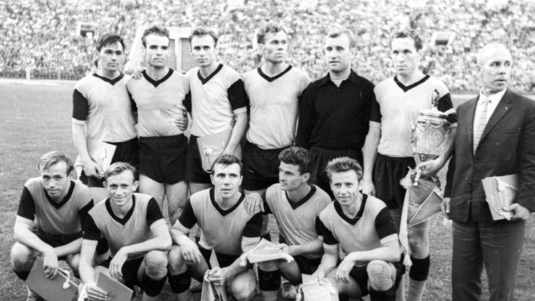 В 1962-м старейший футбольный клуб России сыграл в финале Кубка СССР. Это главное достижение в истории команды