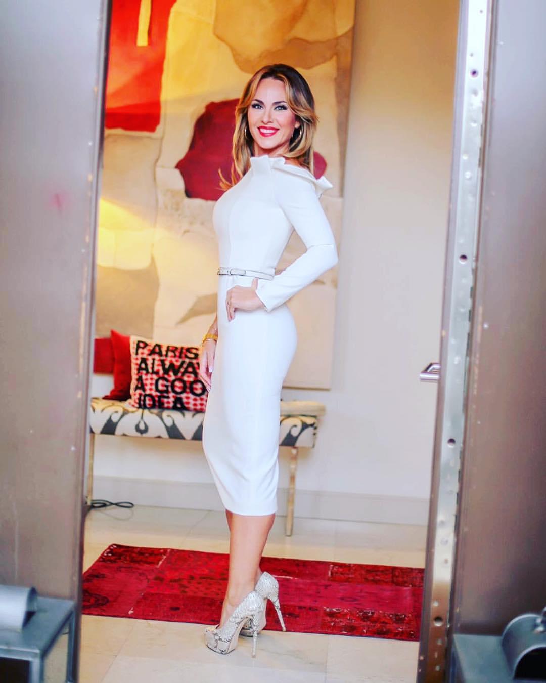 Мария Виктория Лопес – жена Фернандо Морьентеса. Ни за что не поверите, что ей уже 45!