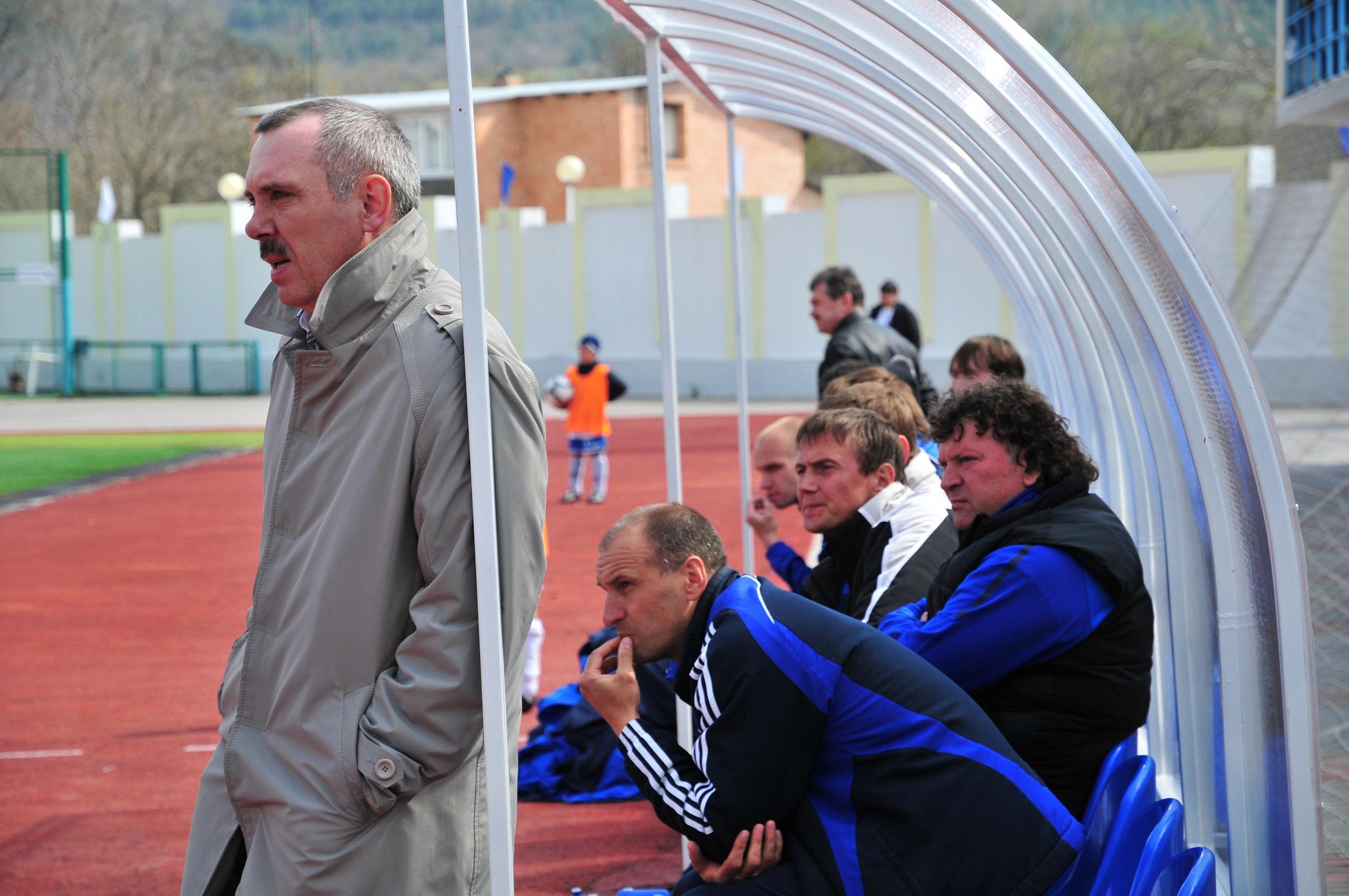 Клуб одного сезона «Олимпия» Геленджик - история команды, которой есть что рассказать