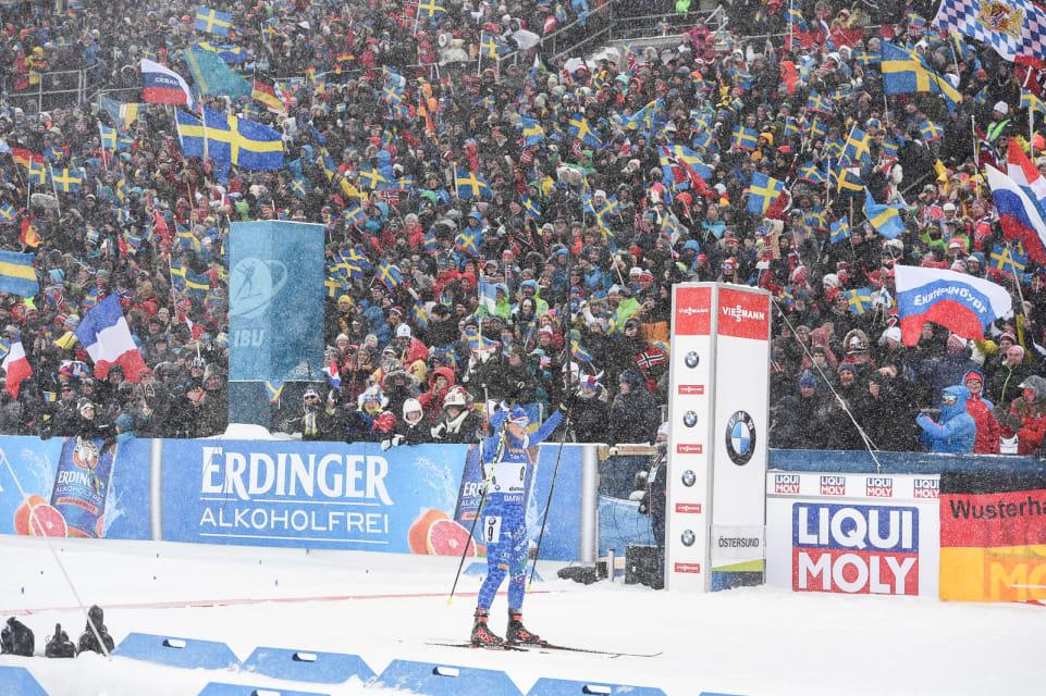 Триумф Вирер: лыжный ход как решающий фактор
