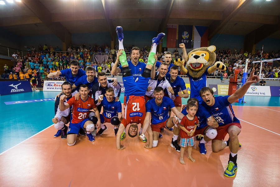 Волейбольный Евро-2019. Группа D. Самая ровная