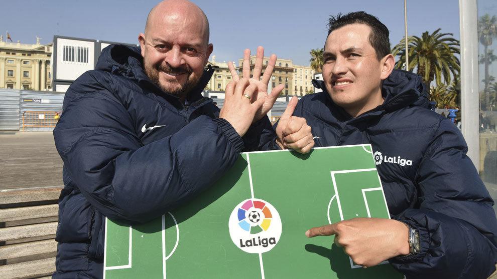 Йерри Мина, Ла Лига, болельщики, Барселона