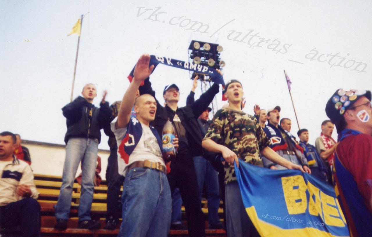 Вторжение варваров. Путеводитель по футболу Сибири и Дальнего Востока